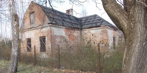 Stary dom przy ulicy Pielęgniarek