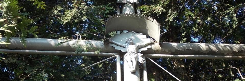 Krzyż przydrożny przy ulicy Sęczkowej