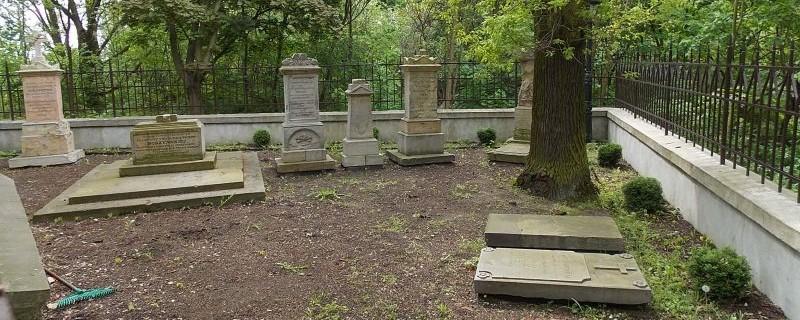 Pozostałości cmentarza przykościelnego w Zerzniu