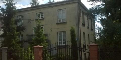 Budynek ze skrytką przy Barbórki 16