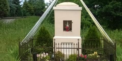 Kapliczka przy Wiązanej