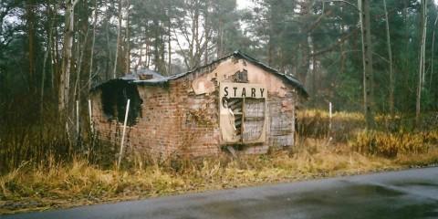 Dawny cmentarz żydowski w Radości