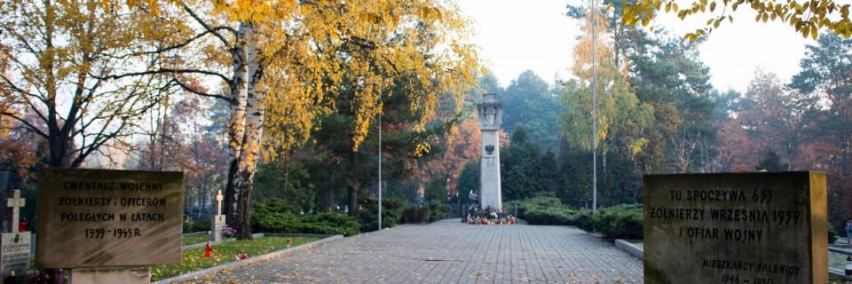 Cmentarz w Aleksandrowie