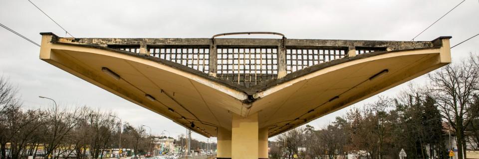 Przystanek kolejowy w Radości